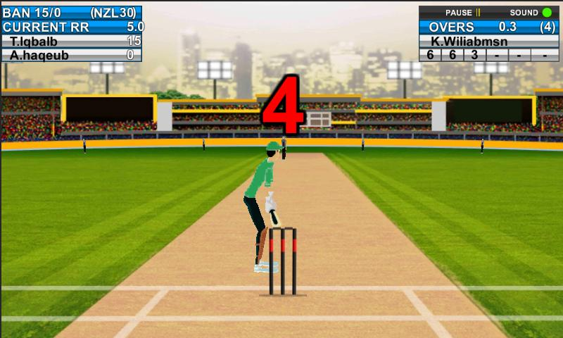 Make an Offer on Cricket T20 World Cup Game 3D