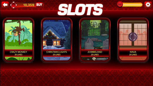 slots xcode